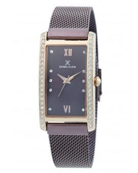 Montre Daniel Klein femme bracelet milanais