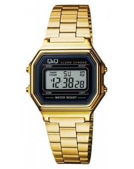 Montre Q&Q homme bracelet métal