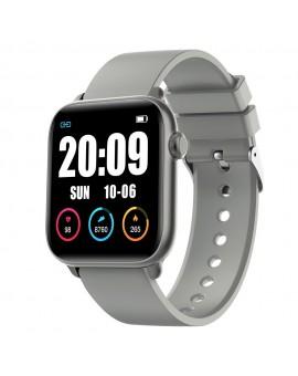 Daniel Klein Smart bracelet silicone gris