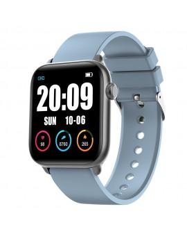 Daniel Klein Smart bracelet silicone bleu