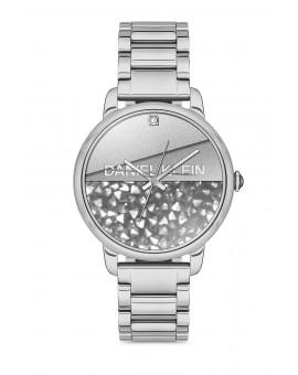 Daniel Klein Femme bracelet metal fond gris