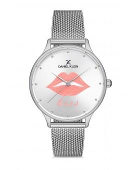 Daniel Klein Femme bracelet milanais fond gris