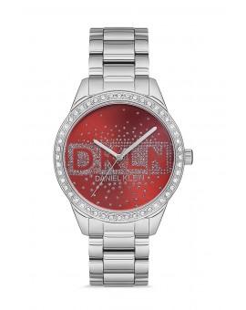 Daniel Klein Femme bracelet metal fond rouge