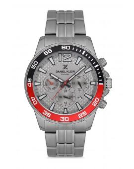 Daniel Klein Homme exclusive bracelet metal fond gris