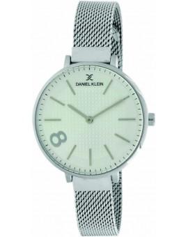 Montre femme Daniel Klein avec un bracelet milanais diamètre 3,2 cm, garantie 2 ans.