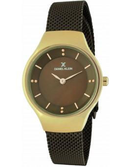 Montre femme Daniel Klein avec un bracelet milanais diamètre 2,8 cm, garantie 2 ans.