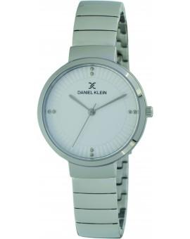 Montre femme Daniel Klein avec un magnifique bracelet diamètre 3,2 cm, garantie 2 ans.