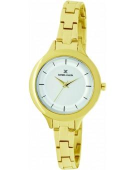 Montre femme Daniel Klein avec un bracelet très fin diamètre 2,8 cm, garantie 2 ans.