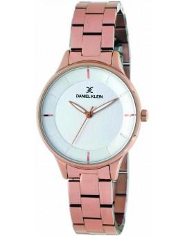 Montre femme Daniel Klein avec un magnifique bracelet diamètre 3 cm, garantie 2 ans.