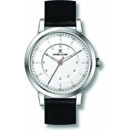 montres plates bracelet cuir