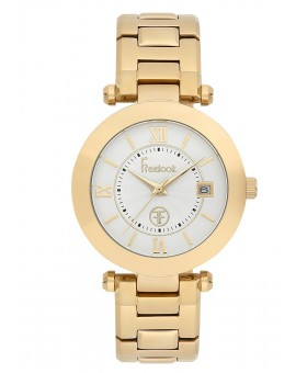 MONTRE FREELOOK METAL DOREE