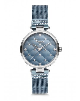 MONTRE FREELOOK MILANAISE BLEU